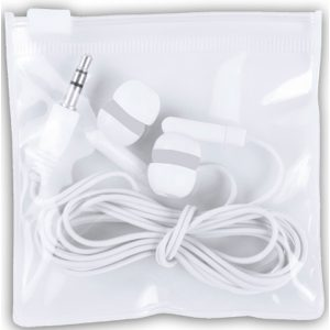 AURICULARES AMBIT BLANCO-AM11W