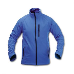 CHAQUETA CLUB SOFT SHELL  AZUL XXL-CL15Z-XXL