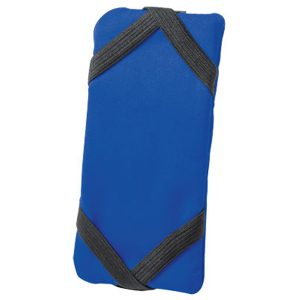 SOPORTE MONEDERO LYCRA DONIC AZUL-DO19Z