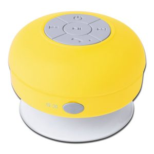 ALTAVOZ BLUETOOTH SHOWY AMARILLO-SH12Y